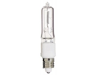 KOR K25438 - Q35CL/MC - Halogen - 35 Watt - 120 Volt - JD - T4 - Mini Candelabra (E11) - Clear