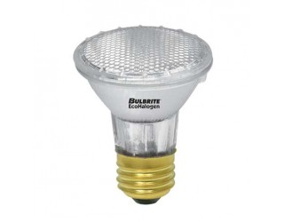 Bulbrite 682431 - H39PAR20SP/ECO/2PK - 39 Watt - 120 Volt - Halogen - PAR20 - Medium (E26) - 2,900 Kelvin (Warm White)