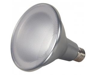 Satco S9449 - 15PAR38/LED/40'/5000K/120V/D - KolourOne LED - 15 Watt - 120 Volt - PAR38 - Medium (E26) - Dimmable - 5,000 Kelvin (Natural White)