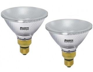 (2 Pack) Bulbrite 684471 - H70PAR38SP/ECO/2PK - 70 Watt - 120 Volt - Halogen - PAR38 - Medium (E26) - 3,000 Kelvin (Warm White)