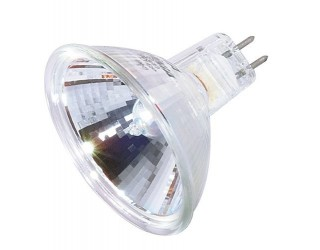 KOR K25339 - 50MR16/12V/FL/EXN - EXN - 50 Watt - 12 Volt - Flood - MR16 - Bi-Pin (GU5.3) - Cover Glass - 2,850 Kelvin (Warm White)