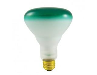 Bulbrite 244075 - 75BR30G - 75 Watt - 120 Volt - Incandescent - BR30 - Medium (E26) - Green - 2,700 Kelvin