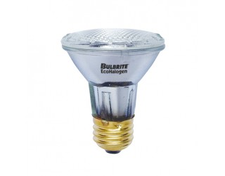 Bulbrite 682435 - H39PAR20FL3/ECO - 39 Watt - 120 Volt - Halogen - PAR20 - Medium (E26) - 2,900 Kelvin (Soft White)