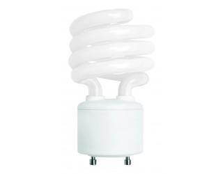 (4 Pack) KOR K21129 - CF23/GU24/41K - Compact Fluorescent - 23 Watt (100W Equivalent) - 120 Volt - T2 - Self Balasted - Twist and Lock (GU24) - 4,100 Kelvin (Cool White)