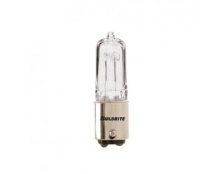 Bulbrite 613035 - Q35CL/DC - 35 Watt - 120 Volt - Halogen - T4 - DC Bayonet (BA15d) - Clear - 2,750 Kelvin