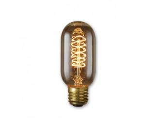 Bulbrite 134014 - NOS40T14 - 40 Watt - 120 Volt - Incandescent - T14 - Medium (E26) - Antique - 2,100 Kelvin