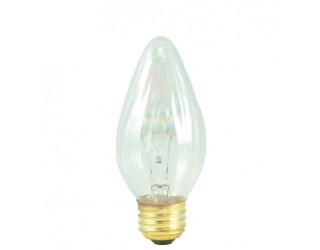 Bulbrite 421125 - 25F15CL - 25 Watt - 130 Volt - Incandescent - F15 - Medium (E26) - Clear - 2,600 Kelvin