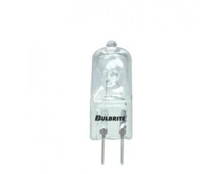 Bulbrite 652020 - Q20GY6/120 - 20 Watt - 120 Volt - Halogen - T4 - Bi-Pin (G6.35) - Clear - 2,700 Kelvin