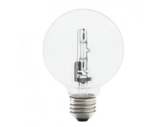Bulbrite 616472 - 72G25CL/ECO - 72 Watt - 120 Volt - Halogen - G25 - Medium (E26) - Clear - 2,900 Kelvin