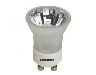 Bulbrite 620520 - 20MR11/GU10F - 20 Watt - 120 Volt - Halogen - MR11 - Twist and Lock (GU10) - Frosted - 2,500 Kelvin