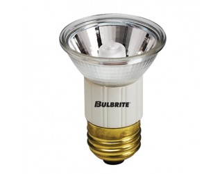 Bulbrite 632075 - Q75MR16EM - 75 Watt - 120 Volt - Halogen - MR16 - Medium (E26) - Clear - 2,760 Kelvin