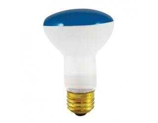 Bulbrite 223050 - 50R20B - 50 Watt - 120 Volt - Incandescent - R20 - Medium (E26) - Blue - 2,700 Kelvin