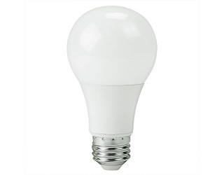 Luxrite 10 Watt - LED A19 Light Bulb - 60W Equivalent - Non-Dimmable - 4000K Cool White - 800 Lumens - E26 Base - UL-Listed