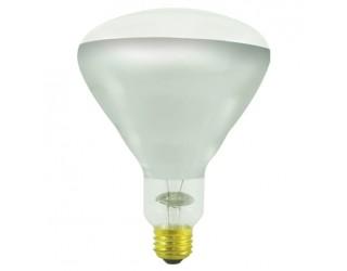 Bulbrite 714725 - 250BR40H/TC  - 250 Watt - 130 Volt - Incandescent - BR40 - Medium (E26) - Clear - 2,700 Kelvin