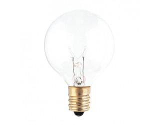 Bulbrite 301015 - 15G12CL - 15 Watt - 130 Volt - Incandescent - G12 - Candelabra (E12) - Clear - 2,700 Kelvin
