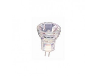 Bulbrite 648012 - 12MR8LN - 12 Watt - 12 Volt - Halogen - MR8 - Bi-Pin (GU4) - Clear - 2,900 Kelvin