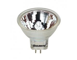 Bulbrite 642025 - 5MR11NF/12 - 5 Watt - 12 Volt - Halogen - MR11 - Bi-Pin (GU4) - Clear - 2,800 Kelvin