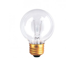 Bulbrite 321025 - 25G19CL - 25 Watt - 125 Volt - Incandescent - G19 - Medium (E26) - Clear - 2,600 Kelvin