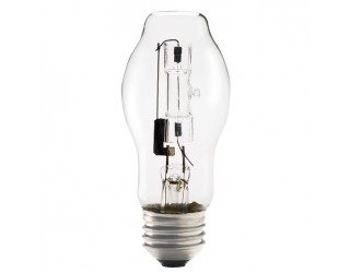 Bulbrite 616153 - 53BT15CL/ECO - 53 Watt - 120 Volt - Halogen - BT15 - Medium (E26) - Clear - 2,900 Kelvin