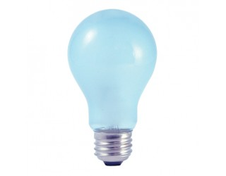 Bulbrite 616343 - 43A19FR/N/ECO - 43 Watt - 120 Volt - Halogen - A19 - Medium (E26) - Frosted - 2,900 Kelvin