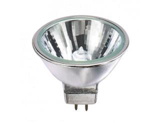 GE 642450 - 50MR16C/CG15 - 50 Watt - 12 Volt - Halogen - MR16 - Bi-Pin (GU5.3) - Clear - 3,050 Kelvin
