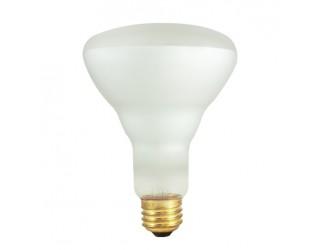 Bulbrite 248005 - 50BR30FL3 - 50 Watt - 130 Volt - Incandescent - BR30 - Medium (E26) - Clear - 2,700 Kelvin