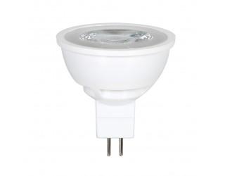 Luxrite LR21405 - LED6.5MR16/FL40/30K/D - LED - 6.5 Watt (50W Equivalent) - 120 Volt - MR16 - 2-Pin (GU5.3) - Dimmable - 500 Lumens - 3,000 Kelvin (Soft White)