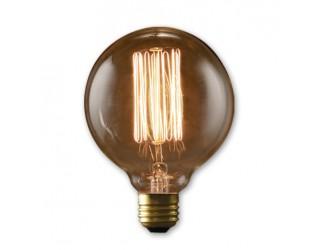 Bulbrite 342040 - NOS40G30 - 40 Watt - 120 Volt - Incandescent - G30 - Medium (E26) - Antique - 2,000 Kelvin