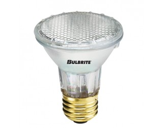 Bulbrite 682033 - H35PAR20NF - 35 Watt - 120 Volt - Halogen - PAR20 - Medium (E26) - 2,850 Kelvin (Warm White)