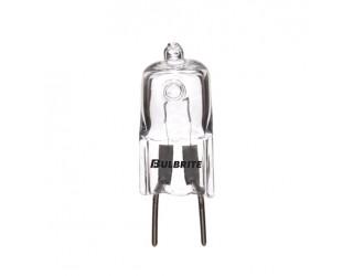 Bulbrite 655050 - Q50GY8/120 - 50 Watt - 120 Volt - Halogen - T4 - Bi-Pin (GY8) - Clear - 2,800 Kelvin