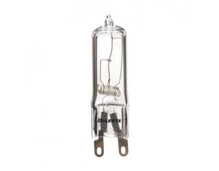 Bulbrite 654025 - Q25G9CL - 25 Watt - 120 Volt - Halogen - T4 - Bi-Pin (G9) - Clear - 2,750 Kelvin