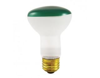 Bulbrite 224050 - 50R20G - 50 Watt - 120 Volt - Incandescent - R20 - Medium (E26) - Green - 2,700 Kelvin
