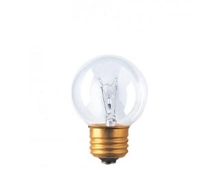 Bulbrite 311240 - 40G16ECL - 40 Watt - 125 Volt - Incandescent - G16.5 - Medium (E26) - Clear - 2,600 Kelvin