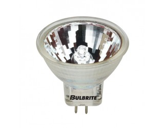 Bulbrite 642061 - 10MR11NF/6 - 10 Watt - 6 Volt - Halogen - MR11 - Bi-Pin (GU4) - Clear - 2,800 Kelvin