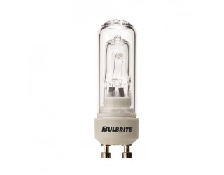 Bulbrite 617050 - Q50CL/GU10 - Halogen - 50 Watt - 120 Volt - DJD - Twist and Lock (GU10) - Clear - 2,800 Kelvin