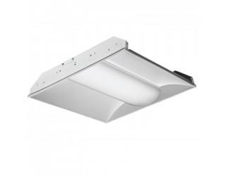 Luxrite LR23080 - LED38W2X2-TROFFER/40K - LED Troffer - 38 Watt - 120-277 Volt - 4,100 Kelvin (Cool White)