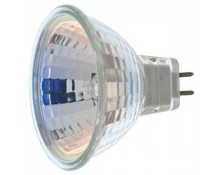 Satco S1963 - 50MR16/WFL - 50 Watt - 12 Volt - Halogen - MR16 - Mini Bi-Pin (GU5.3/GX5.3)