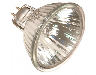 Sylvania 58314 - 20MR16/B/NSP - 20 Watt - 12 Volt - Halogen - MR16 - Mini Bi-Pin (GU5.3/GX5.3)