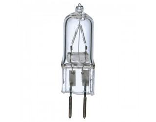Satco S3197 - 25T4/CL - 25 Watt - 120 Volt - Halogen - T4 - Bi-Pin (GY6.35) - Clear