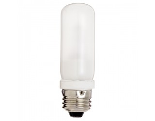 Satco S3478 - 150T10Q/F - 150 Watt - 120 Volt - Halogen - T10 - Medium (E26) - Frost