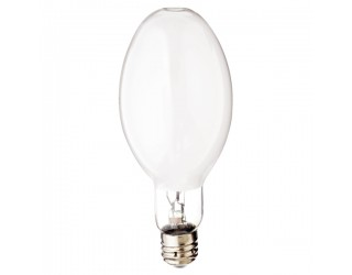 Venture Lighting 64648 - MS400/C/HOR - High-Intensity Discharge (HID) - 400 Watt - ED37 - Mogul Screw (E39) - Metal Halide - Probe Start - Coated - 3,700 Kelvin (Cool White)