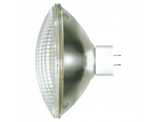 Sylvania 14935 - 500PAR64/WFL - Sealed Beam Lamp - 500 Watt - 120 Volt - PAR64 - Mogul End Prong (GX16d) - Wide Flood (WFL)