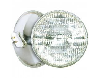 Sylvania 56212 - 500PAR56Q/WFL - Sealed Beam Lamp - 500 Watt - 120 Volt - PAR56 - Mogul End Prong (GX16d) - Wide Flood (WFL)