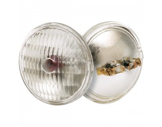 Satco S4805 - 50PAR36/NSP - Sealed Beam Lamp - 50 Watt - 12 Volt - PAR36 - Screw Terminal (MP2) - Narrow Spot (NSP)