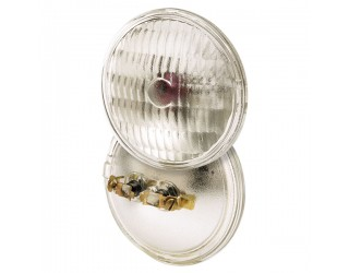 Sylvania 55118 - 50PAR36CAPNSP - Sealed Beam Lamp - 50 Watt - 12 Volt - PAR36 - Screw Terminal (MP2) - Spot (SP)
