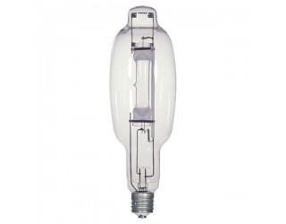 Satco Hygrade S5910 - 1,000 Watt - High-Intensity Discharge (HID) - T120 - Mogul Screw (E39) - Hydroponic Grow Lamp - Plant Light - 10,000 Kelvin