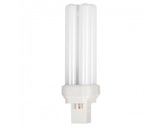Satco S6022 - FDL28LE/D/PLC 15mm - 28 Watt - Compact Fluorescent - T5 - 2-Pin (GX32d-3) - 2,800 Kelvin