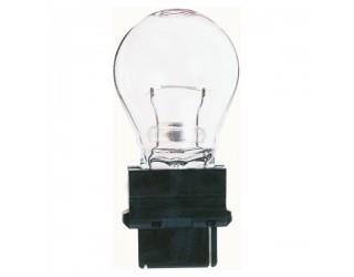 Satco S6963 - 3155 12.8V 20.5W W3X16D S8 C6 - Miniature Light - 18.43 Watt - 12.8 Volt - S8 - Plastic Wedge (W3x16q)