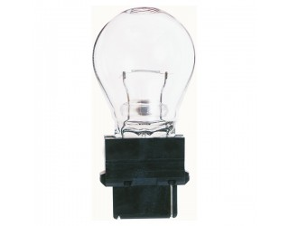 Satco S6965 - 3157 12.8V 26.9W/8.3W W3X16Q - Miniature Light - 26.88 Watt - 12.8 Volt - S8 - Plastic Wedge (W3x16q)