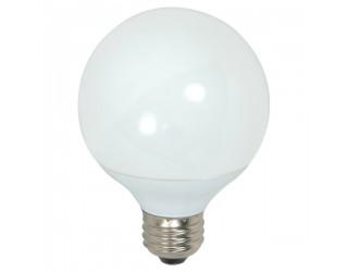 Satco S7301 - 9G25/27 - 9 Watt - 120 Volt - Compact Fluorescent - G25 - Medium (E26) - 2,700 Kelvin